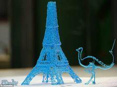 ¡Novedoso! Conozca el 3Doodler, la primera pluma de impresión 3D del mundo (+fotos y video)