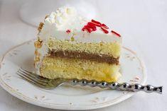 Italian Rum cake slice-1-2