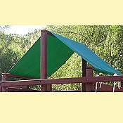 We have ready made Vinyl Tarps and Canopy Tops and Custom Vinyl Tarps as well as SunBrella Fabric Canvas Canopy Tops for your swingset ... & Mighty tarps replacement for the rainbow playset canopy | For the ...
