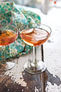 Summertime Cocktail Hour: The Aperol Spritz
