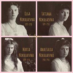 OTMA in 1913 by lovelyotma from Instagram