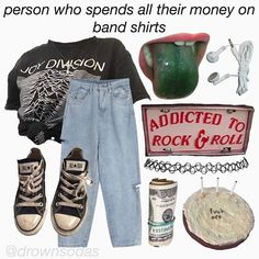 someone in my last post suggested i should do this and i thought that was such a fun idea yay thank u so much Boho Fashion Indie, Tomboy Fashion, Teen Fashion Outfits, Retro Outfits, Grunge Outfits, Vintage Outfits, Swaggy Outfits, Cool Outfits, Casual Outfits