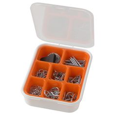 6e24d1c14 FIXA 102-piece hook and hanging set - IKEA $4.99 Moving House, Hand Tools
