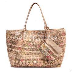 Sac à Main Femme-Beige sac à bandoulière belle