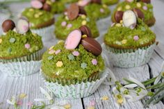 Finger Foods, Cupcake, Tasty, Sweets, Cooking, Breakfast, Desserts, Anna, Spring