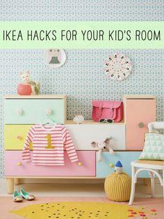 kids room kids bedroom, ikea hack kids и kids furniture. Ikea Hack Kids, Ikea Ps, Ikea Hacks, Casa Kids, Deco Kids, Little Girl Rooms, Kid Spaces, Kids Decor, Decor Ideas