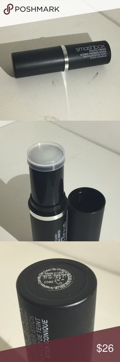 Smashbox photo finish primer stick 🌺guaranteed authentic 🌺never been used 🌺no box 🌺NO TRADES 🌺no holds 🌺offers are welcome, but lowballers will be blocked 🌺all swatch pics are from google 🌺orders will be shipped next day 🌺please ask any questions Smashbox Makeup Face Primer