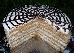Konyhavirtuóz: Eszterházy torta