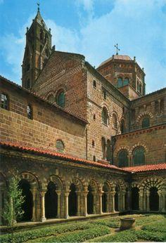 Le Puy en Velay - Cathedrale Notre Dame - Cloitre (06)