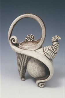 teapots and pitchers | Carol Wedemeyer - Ceramic Art: Portfolio