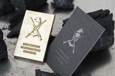 Visitenkarten für Legionaer Business Card Design