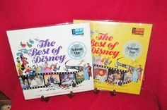 "Vintage 2 Album Set ""The Best of Disney"" Vinyl LPs by trackerjax on Etsy Used Vinyl, Lps, Vintage Children, Vintage Toys, Kids Toys, Good Things, Album, Disney, Handmade"