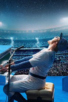 Elton John Had This 1 Request For the Hair in the Rocketman Film Bringing the story of a late music legend to the big screen is one thing. Movies 2019, Hd Movies, Movies Online, Movie Tv, Music Online, Tim Walker, Kingsman, Gianni Versace, Transgender