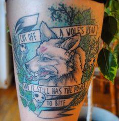 7 Studio Ghibli Tattoo Ideas For The Inkspired Anime Fan | Bustle