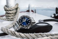 Oris AquisSmall Second Date