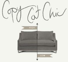 Copy Cat Chic:  My Favorite Resources  My go-to list when it comes to finding cheaper priced furniture and home items.