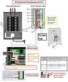 Wiring Diagram For 220 Volt Generator Plug Electrical