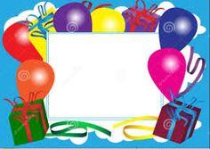 Resultado de imagen para tarjetas de cumpleaños para imprimir