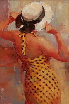 Andre Kohn 1972   Russian-born Figurative Impressionist Painter