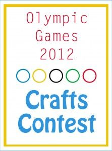 Olympic Games 2012 Crafts Contest. Win products worth 30 USD.