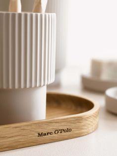Bathroom accessories Wave for Marc O'Polo by Studio TOIMII in 2020 Wave Studio, Bathroom Collections, Bathroom Accessories, Waves, Place Card Holders, Concept, Polo, Design, Bathroom Fixtures