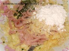 Recept Květákové placičky se sýrem - Naše Dobroty na každý den