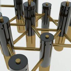 Model info: Ike Suspension Vray for Max Texture, Models, 3d, Lighting, Surface Finish, Lights, Lightning, Model, Modeling