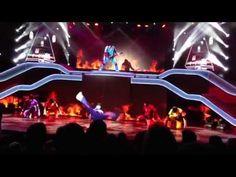 JABBAWOCKEEZ Las Vegas Performance July 2013 **also considering this show**