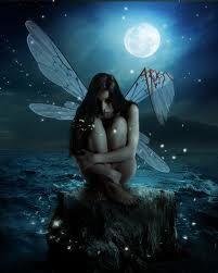 Broken winged