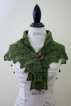 Ravelry: TwoKnitWits Verdant Ophidian