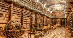 24 libraries of the world so magnificent they'll take your breath away