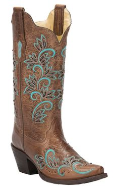 Turquoise stitching goes with anything!