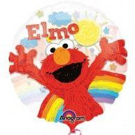 See-thru ELMO Rainbow Crayon Sesame Street Birthday Party Balloon Party City Balloons, Birthday Balloons, Birthday Fun, Balloon Party, Balloon Ideas, Elmo Party Supplies, Sesame Street Party Supplies, Wholesale Party Supplies, Discount Party Supplies