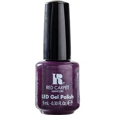Nail Gelp Polish || Purple LED Gel Collection- Publicity Stunt (purple plum)