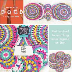 """Wild Salt Spirit: #Makeforgood campaign launch! 20% of the profits from these items will help young Sri Lankan girls and women create a brighter future.  Visit Wild Salt Spirit on Etsy if you'd like to contribute to this wonderful cause or search """"makeforgood"""" on Etsy"""
