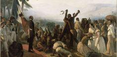L'abolition de l'esclavage intervint le 1er février 1835 à l'île Maurice. Elle fut accueillie sans grande joie par les esclaves qui se retrouvèrent libres mais perdus et sans ressources. Ironiquement, ce sont les propriétaires qui finalement en bénéficièrent le plus…
