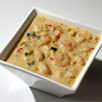 Shrimp and Corn Chowder by Jody Milligan