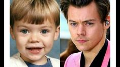 You are growing so fast Harry can you just stop growing