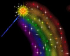 gif gif by Rainbow Flowers, Rainbow Colors, World Music Day, Beautiful Gif, Beautiful Pictures, Glitter Graphics, World Of Color, Over The Rainbow, Fireworks
