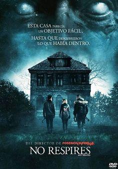 No Respires online latino 2016 - Thriller, Terror