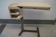 Hill Rom Patient Mate Overbed Table Model 634 2