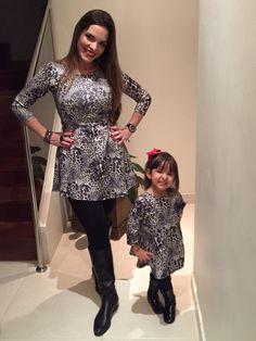 Clientes lindas. Mãe e filha. Bela Belô