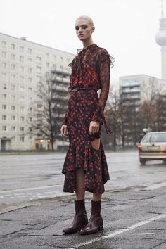 The new Givenchy collection is here! See it now on Vogue.com