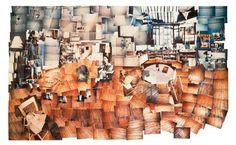 David Hockney, English (1937-present)