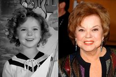 Shirley Temple Black - She was not only my favorite CHILDHOOD STAR,  But an Ambassador of Ghana 1974-1976 , Czech & Slovak Republic 1989-1992, Chief of Protocol 1974-1976.  Passed away today (2/10/2014) at the age of 85 in her home in California with her family at her side.