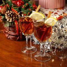 Rumgrog --- yet another German Christmas drink