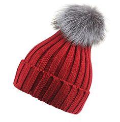 Connectyle Womens Girls Winter Knit Fur Hat Cuff Beanie H... https://www.amazon.com/dp/B01M4HOH4K/ref=cm_sw_r_pi_dp_x_JaxdybEK7RE2K