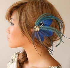 Can't wait to get creative and make hair embellishments of my own.