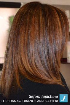 Dai movimento ai tuoi capelli scegliendo di indossare le mille sfumature di Degradè firmato joelle  #cdj #loredanaeorazioparrucchieri #ootd #musthave #hair #hairstylist #madeinitaly