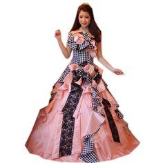 【楽天市場】パーティードレス ウェディングドレス 結婚式 二次会 演奏会などにオススメ ビッグリボンギンガムチェックロングドレス ピンク 送料無料 fs01gm fs01gm:セレクトショップ DIVA